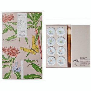 WEI Purify and Glow Mask + Brush COLLECTION NIB